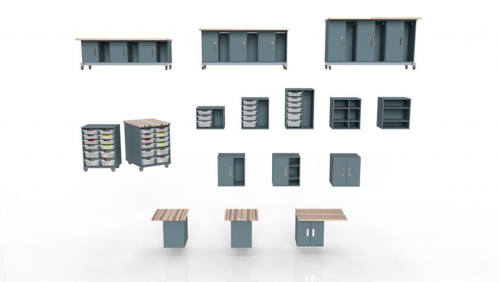 Optimized-CEF Chameleon Classroom Configuration PNG