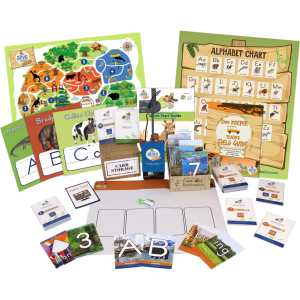 Learning alive zookeeper kit
