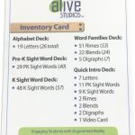 product image inventory card