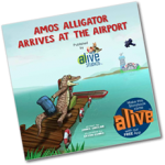 Amos Alligator Book