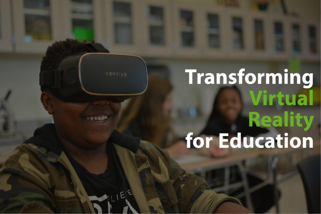 Transforming VR Education