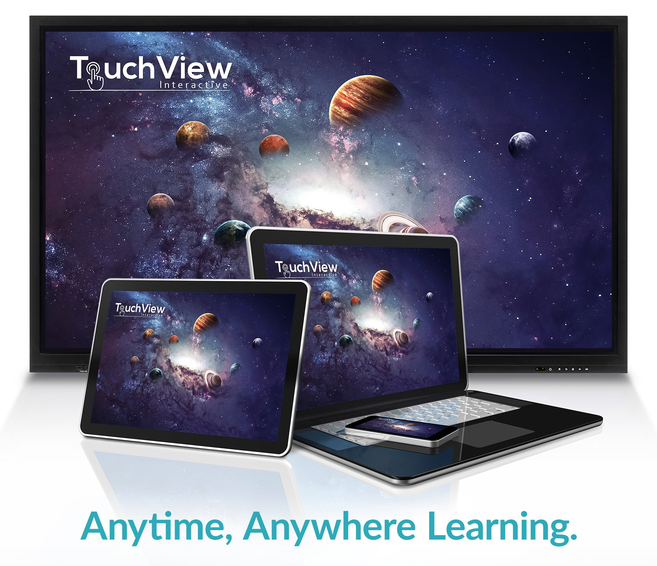 Touch View Classroom Display