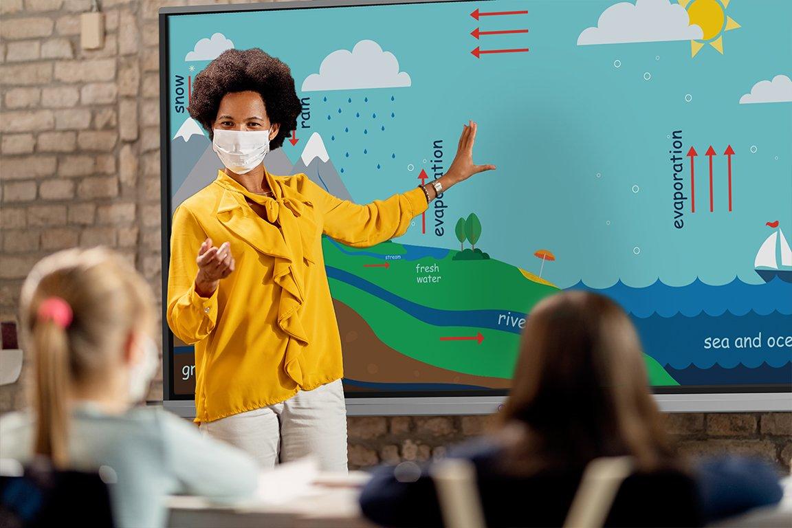 Pro Color Classroom Displays